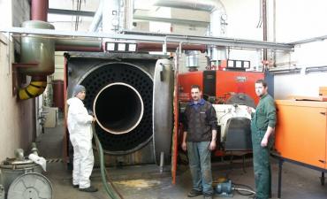 Stadtwerke Thale 7900 kW Anlage