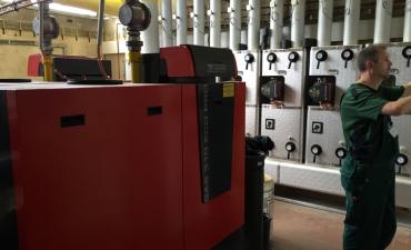 Wartung von 2 Remeha Gasbrennwertkesseln mit jeweils 300 kW